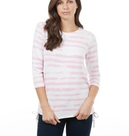 French Dressing Jeans French Dressing Jeans Cloud Stripe Tee