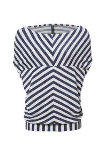 Melow Tommy Loose Boatneck Top