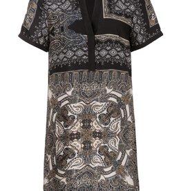 Tribal Tribal Popover Style Dress