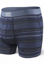 Saxx Saxx Ultra Boxer Brief - Navy Pixel Stripe