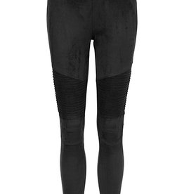 Tribal Tribal Mix Media Biker Legging