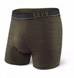 Saxx Saxx 3 Six Five Boxer - Green Heather