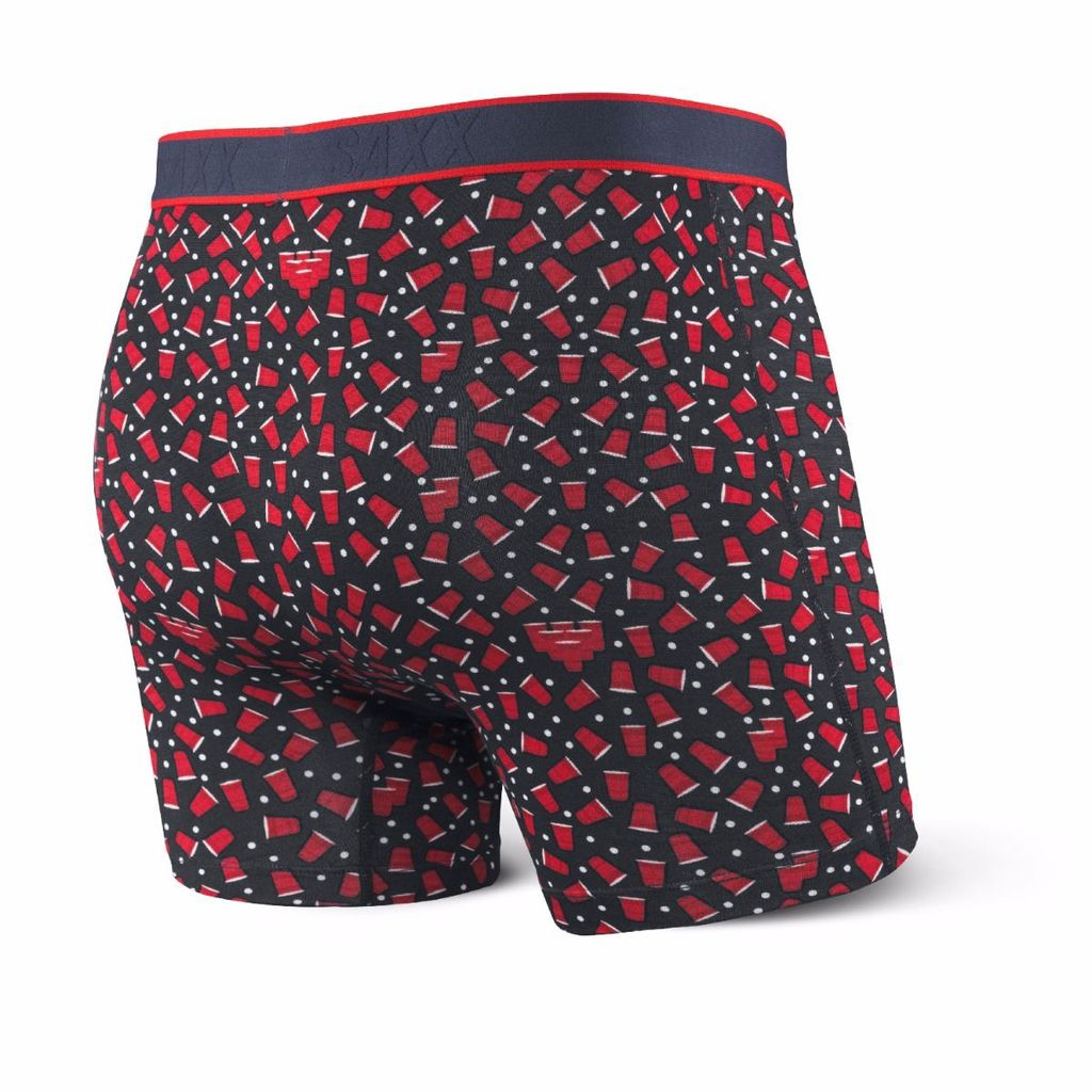 Saxx Saxx Vibe Boxer Modern Fit - Beer Pong