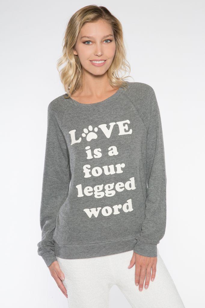PJ Salvage PJ Salvage Love is a 4 Legged Word Set