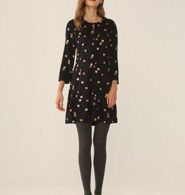 Nice Things Nice Things Pixel Print Dress