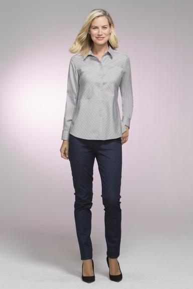 Foxcroft Foxcroft Classic Stripe Shirt