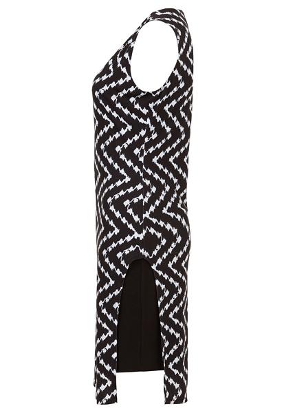 Tribal Tribal Print Dress
