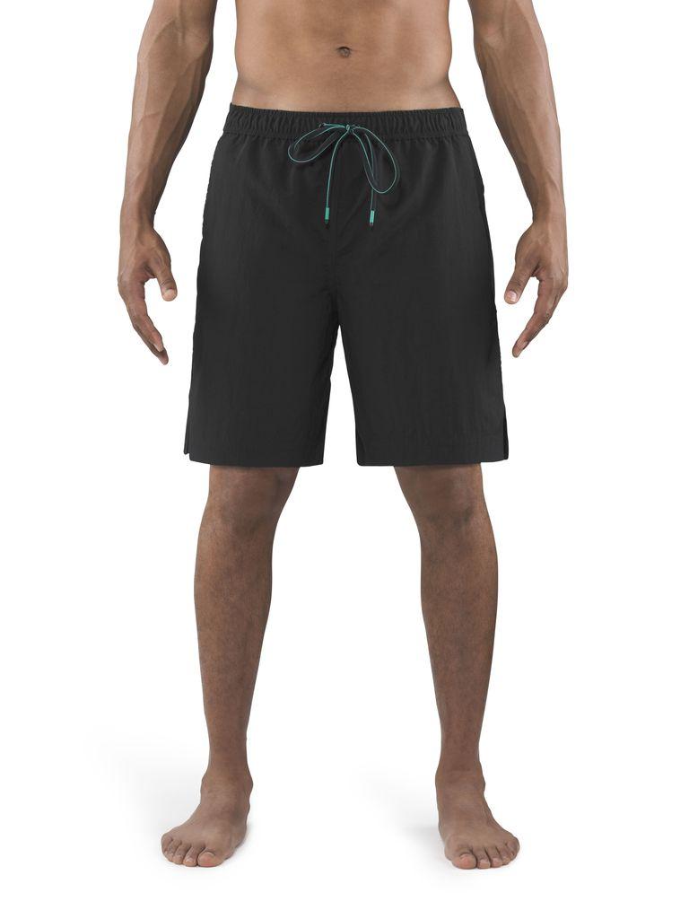 Saxx Saxx Cannonball 2N1 Long Swim Short - Black