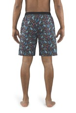 Saxx Saxx Cannonball 2N1 Long Swim Short - Pop Flora