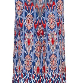 Tribal Tribal Print Sleeveless Top
