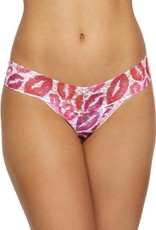 Hanky Panky Hanky Panky Love and Kisses Low Rise Thong