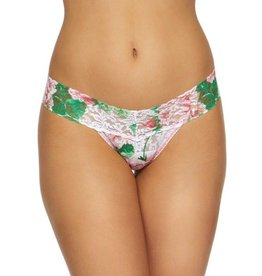 Hanky Panky Hanky Panky Blushing Rose Low Rise Thong
