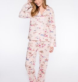 PJ Salvage PJ Salvage Playful Prints Cotton Set