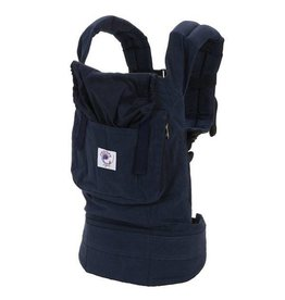 Ergo Baby ergo baby organic original carrier - navy/midnight