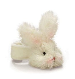 Bunnies By The Bay bunnies by the bay bunny wrist rattle