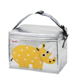 3 Sprouts 3 sprouts lunch bag - rhino