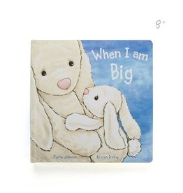 Jellycat jellycat when i am big board book