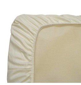 Naturepedic naturepedic organic cotton fitted bassinet sheet