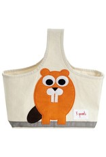 3 Sprouts 3 sprouts caddy - orange beaver