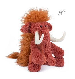 Jellycat jellycat snaggle baggle winston wooly mammoth