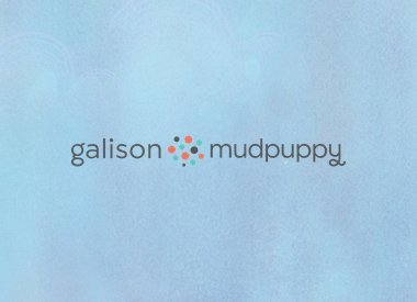 Galison-Mudpuppy
