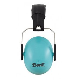 Banz banz earmuffs hearing protection for kids - aqua