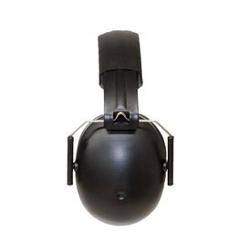 Banz banz earmuffs hearing protection for kids - black