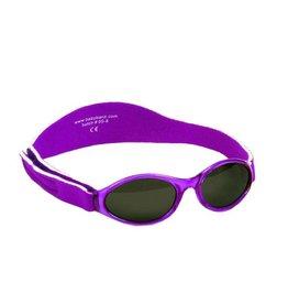 Banz adventure banz SPF sunglasses - paradise purple