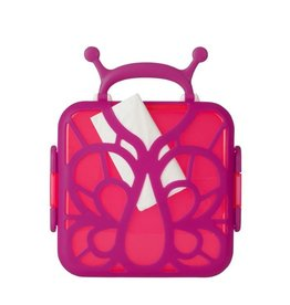 Boon boon bento butterfly - pink
