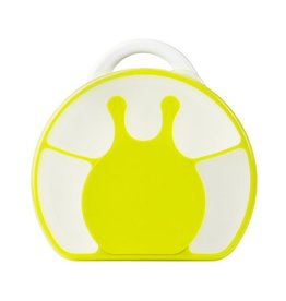 Boon boon cargo snack box - green snail
