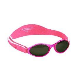 Banz adventure banz SPF sunglasses - flamingo pink