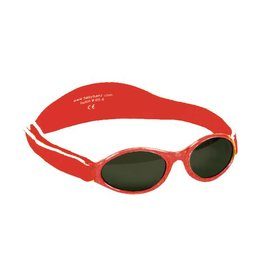 Banz adventure banz SPF sunglasses - rockin' red
