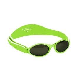 Banz adventure banz SPF sunglasses - key lime