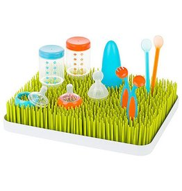 Boon boon lawn countertop drying rack - spring green
