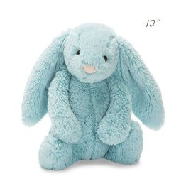 Jellycat jellycat bashful aqua bunny - medium