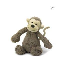 Jellycat jellycat bashful monkey - small