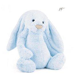 Jellycat jellycat bashful baby blue bunny - large