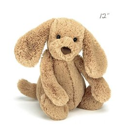 Jellycat jellycat bashful toffee puppy - medium