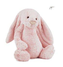 Jellycat jellycat bashful baby pink bunny - large