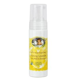 Earth Mama Angel Baby earth mama angel baby calming lavender baby wash 160ml
