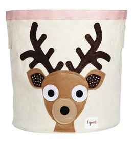 3 Sprouts 3 sprouts storage bin - brown deer