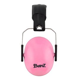 Banz banz earmuffs hearing protection for kids - pink