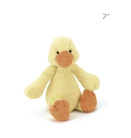 Jellycat jellycat bashful duckling - small