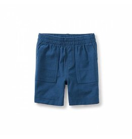 Tea Collection tea collection jersey playwear baby shorts - poseidon