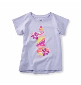 Tea Collection tea collection winkipop graphic tee - lilac mist