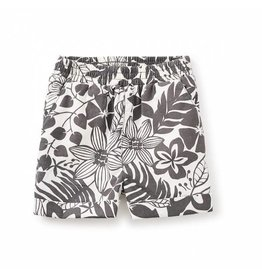 Tea Collection tea collection boom gallery cuffed shorts