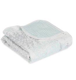 Aden + Anais aden + anais metallic skylight birch silky soft stroller blanket