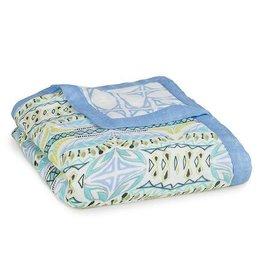 Aden + Anais aden + anais wild one batik silky soft dream blanket