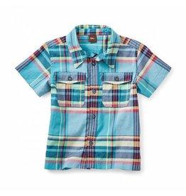 Tea Collection tea collection flynn buttoned shirt