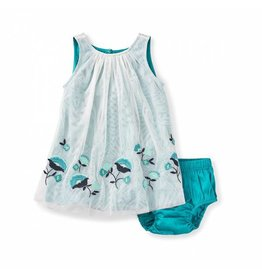 Tea Collection tea collection connie sue tulle baby dress